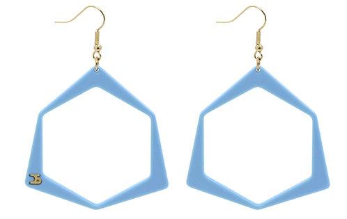 O7 BLUE EARRINGS
