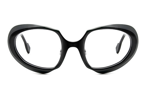 HECTOR BLACK OPTICAL FRAME
