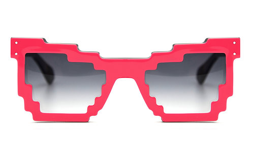3DPI PINK SUNGLASSES
