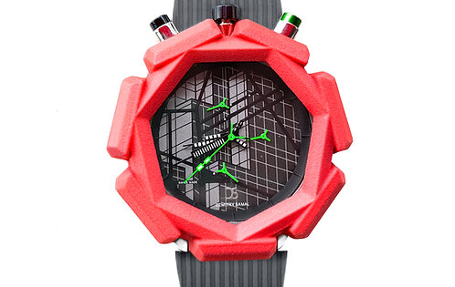 DS10 WATCH RED