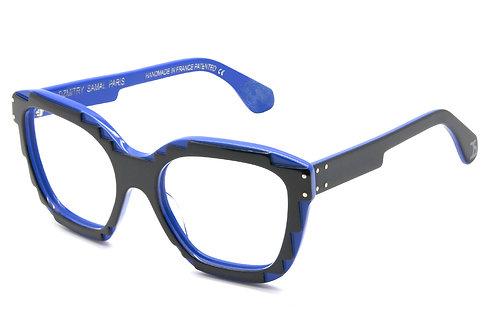 CHARLES BLUE OPTICAL FRAME