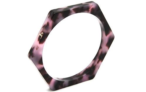 BRACELET O5 Ecaille Pink