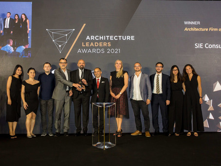ARCHITECTURE LEADERS AWARDS 2021