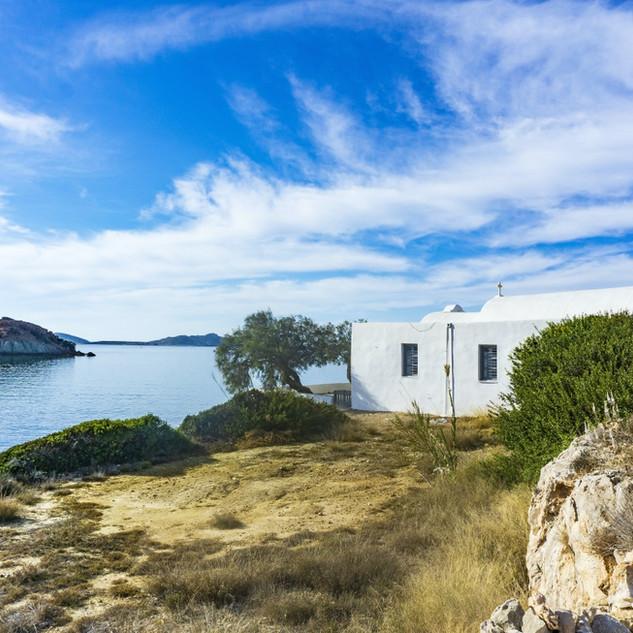 Coastal Villa Crete, Greece.