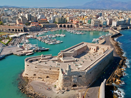 Travel Guide: Heraklion. Sights & Attractions