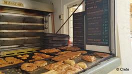 Bakery, Rethymno, Crete, Greece