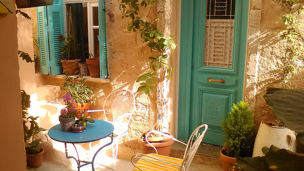 A place to stay, create and help with The Lakkos Project, Heraklion, Crete