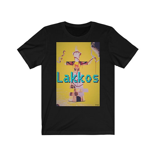 Lakkos Heraklion Crete Greece Unisex Slim / Retail Fit Short Sleeve T Shirt