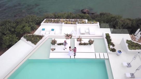 Island Concept wedding Crete, Greece