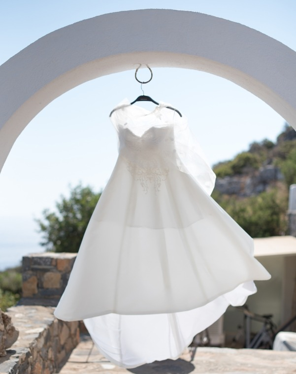 Your wedding in the sun Crete, Greece.