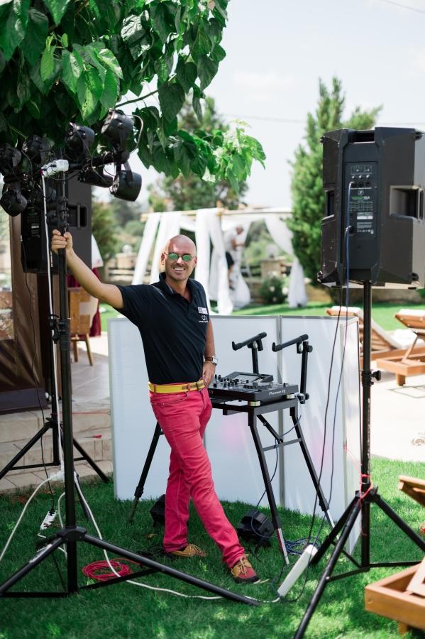 Allesandro Rotalex DJ