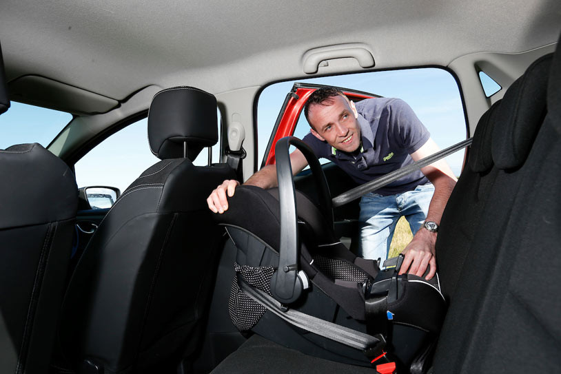 Baby or child seats are just one of several 'add on' requirements when hiring a car that the cost of should be checked out prior to making your booking.