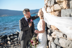 Scenic setting for your wedding in Crete, Greece.