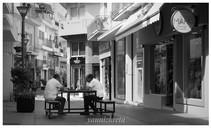 Heraklion Streets, Crete, Greece