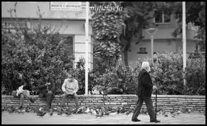 Heraklion life, Crete, Greece