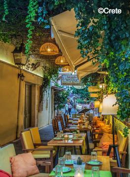 Rethymno Old Town, Crete, Greece