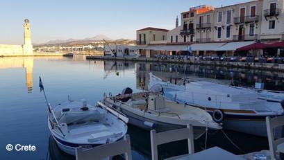 Travel Guide: Rethymno, Crete, Greece.