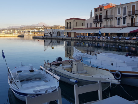 Travel Guide: Rethymno, Crete, Greece.