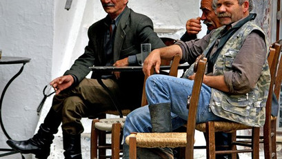 A Cretan Truth: The People of Crete.