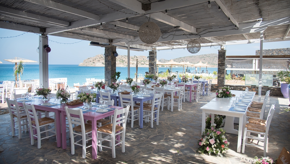 Wedding Reception Party Crete, Greece.