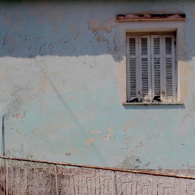 Old house repair Crete, Greece