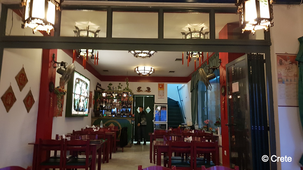 Kim Long Chinese Restaurant is on the sea front in Rethymno, Crete. Offering a great range of Chinese cuisine with a sea view. Kim Long does not dissapoint.