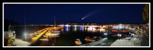 Hersonissos Port, Crete, Greece