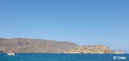 Spinalong Island, Crete, Greece