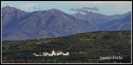 The Landscape of Crete, Greece