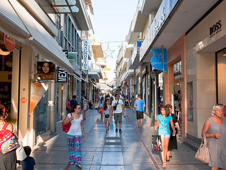 Heraklion: Guide To Shopping in the Islands Capital