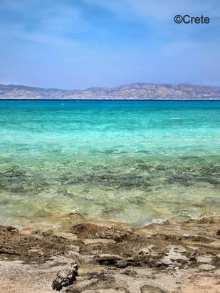 Cretan Coastal Landscape