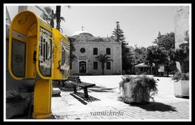 Agios Titos Church, Heraklion, Crete, Greece