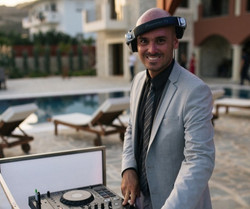 Rotalex DJ for your wedding party in Crete, Greece.