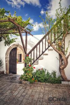 The Architecture of Crete, Greece