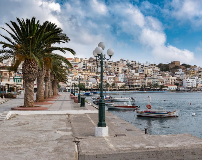 Sitia is to the farther East of Crete, Greece and is a quieter and less tourism driven of all the towns on the island.