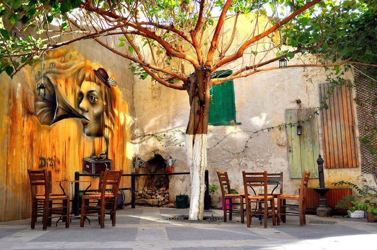 Lakkos, Heraklion, Crete, Greece.