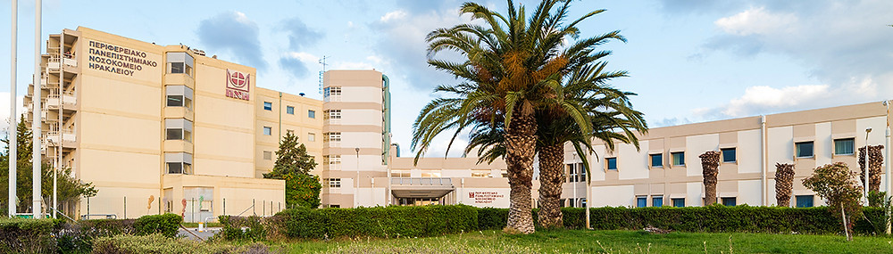 The PAGNI University Hospital in Heraklion, Crete, Greece is a very good medical facility with a high class teaching element. ICU facilities are limited and the Cretan population needs to be shielded from the pandemic to ensure that the medial services are not overrun.