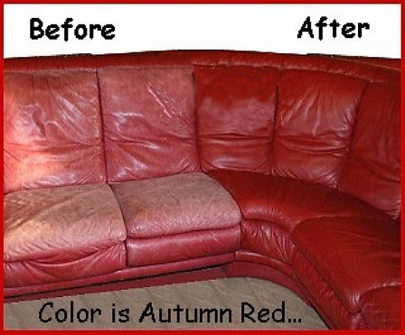 Furniture Blend It On Complete Leather Refinish And Repair Kit