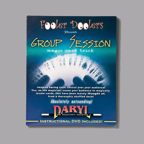 Group Session (Cards Only)