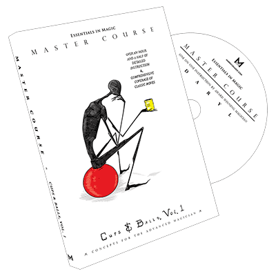 Master Course - Cups and Balls Volume 1