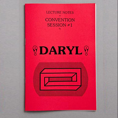 Convention Session Lecture #1