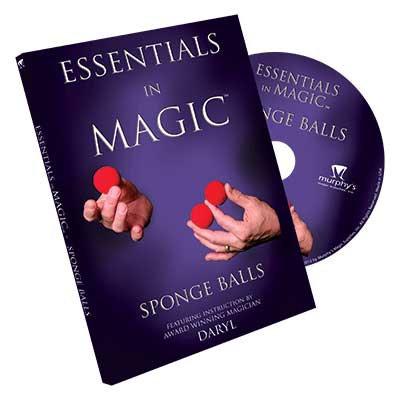 Essentials in Magic - Sponge Balls