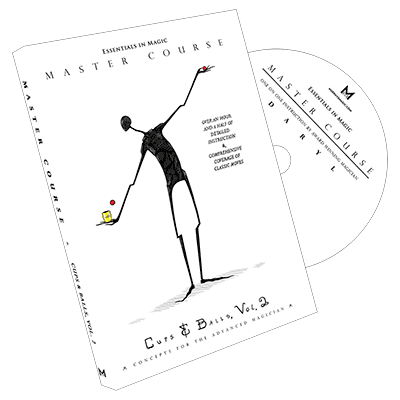 Master Course - Cups and Balls Volume 2