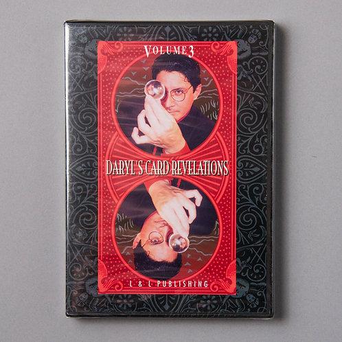 Daryl's Card Revelations Volume 3