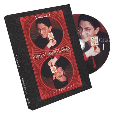 Daryl's Card Revelations Volume 1