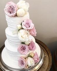Soft finish cake