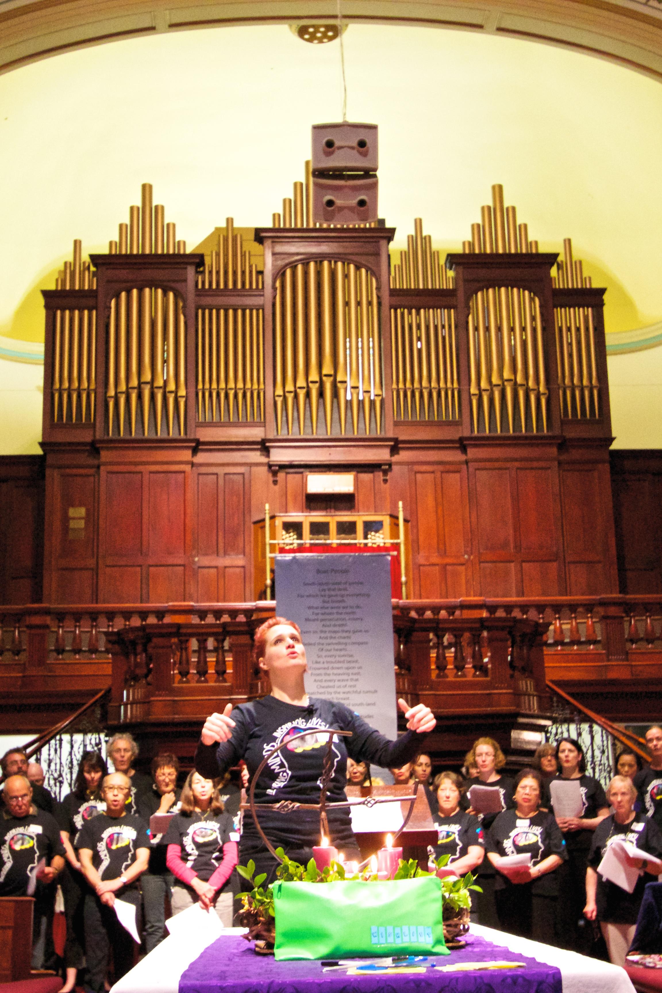Sydney Sings concert