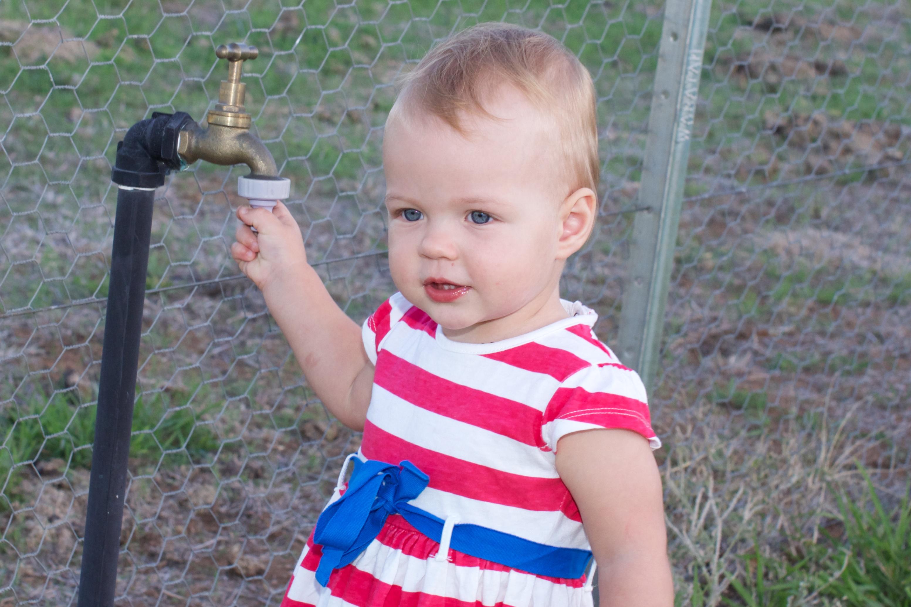 Portrait on the farm