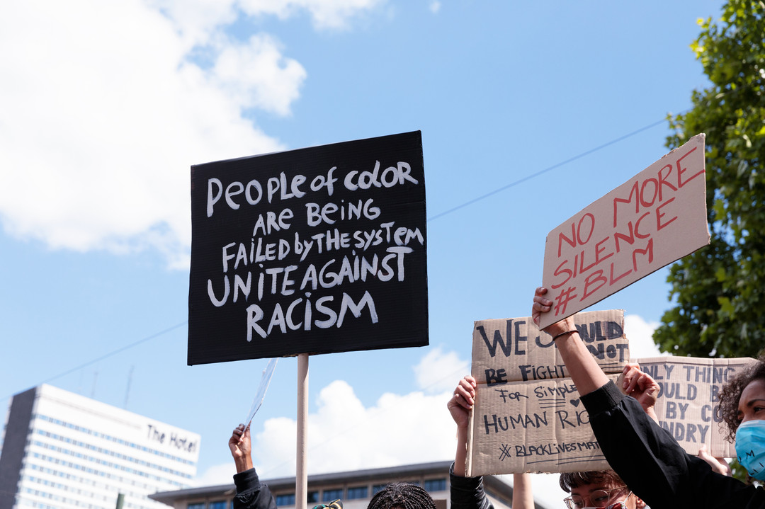 People of color are being failed by the system.