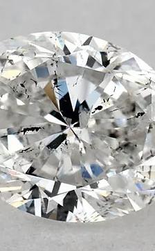 1ct Oval Diamond F-Color SI2-Clarity IGI Diamond